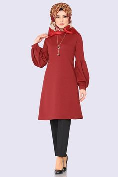 Modest Outfits, Kids Outfits, Chiffon Tops, Muslim, High Neck Dress, Tunic, Blouse, Children Clothes, Dresses