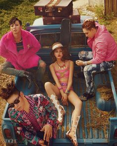 BIGBANG for Vogue Korea
