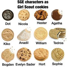 Which Girl Scout cookies are your favorite?