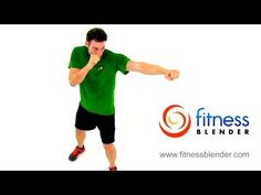 Fat Blasting At Home Cardio Kickboxing Workout Video, Fitness Blender, This workout is ten minutes long so I repeat it once or twice depending on how much time I have to workout.