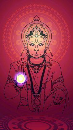 Jai Hanuman Images, Hanuman Photos, Durga Images, Krishna Images, Hanuman Ji Wallpapers, Lord Krishna Hd Wallpaper, Hanuman Chalisa, Hindu Deities, Krishna Art