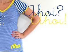 Schnitt: Twin-Raglan von Kibadoo  frau liebstes: mein v-shirt und ein mini-ergänzungs-tutorial #rums31