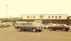 BIg Star was our Grocery store we shopped at, They had the best raisins:)(inside joke with my family) Sundays Child, Augusta Georgia, Dekalb County, Time Of Our Lives, Georgia On My Mind, Classic Trucks, Big Star, Back In The Day, Good Old