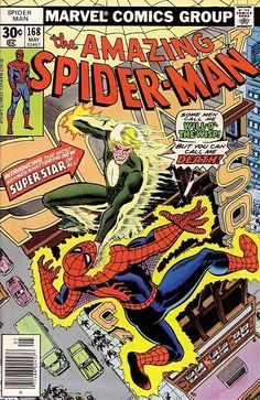 Lot Detail - The Amazing Spider-Man Marvel Comics (Featuring John Romita, Gil Kane, and Ross Andru Cover/Art; Silver Age Comics, Vintage Comic Books, Vintage Comics, Marvel Comic Books, Comic Books Art, Book Art, Will O The Wisp, Green Goblin, Classic Comics