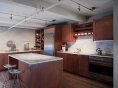 我們看到了。我們是生活@家。: 座落在舊金山的印刷場倉庫轉化成迷人的Loft