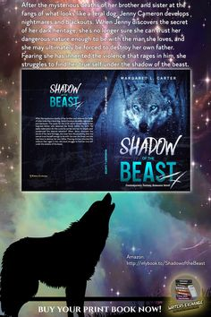 Shadow Of The Beast, Under The Shadow, I Love Books, Books To Read, This Book, Paranormal Romance, Romance Novels, Cemetery Dance, Dance Books