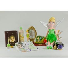 If you've got a little Wendy in your life, enter to win this Disney Store Tinker Bell Prize Pack giveaway! #giveaways #sweepstakes #win #free