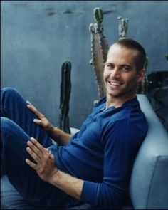 Paul Walker... May he rest in peace );