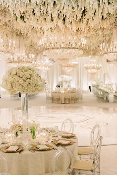 Why No One Is Talking About Luxury Wedding Decor Ideas and What You Should be Doing Today It's possible to specify a decoration you truly want is that easy or elaborate. So no matter type of wedding reception decorations you… Continue Reading → White Wedding Decorations, Luxury Wedding Decor, Wedding Themes, Wedding Colors, Diamond Wedding Theme, Dance Decorations, Wedding Dresses, All White Wedding, White Wedding Flowers