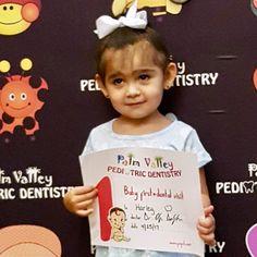 We love our patients and their cute outfits!   Palm Valley Pediatric Dentistry - No Cavity Club, tel: 623-535-7873  www.pvpd.com #pvpd #kid #child #children #love #cute #sweet #pretty #little #fun #family #baby #happy #smile #dentist #pediatricdentist #goodyear #avondale #surprise #phoenix #litchfieldpark #verrado #dentalcare #oralhealth #kidsdentist #childrendentist #pch #FridayFeeling #FineWomenFriday #NewBroadwaySongs