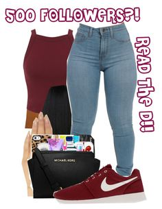 """""""500 FOLLOWERS MILESTONE!"""" by trillqueenlex ❤ liked on Polyvore featuring Miss Selfridge and Wet Seal"""