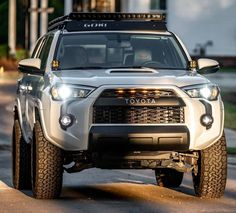 Suv Trucks, Toyota Trucks, Toyota 4runner, Jeeps, Presents, Car, Style, Gifts, Swag