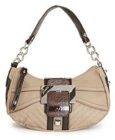 19fc7c02f8 Guess Audra Hobo Bag Guess Handbags
