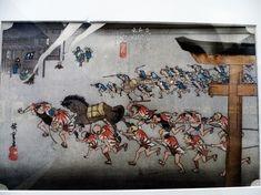 https://flic.kr/s/aHskup4V86 | HIROSHIGE | Andō Hiroshige, original name Andō Tokutarō . born 1797, Edo [now Tokyo], Japan—died October 12, 1858, Edo