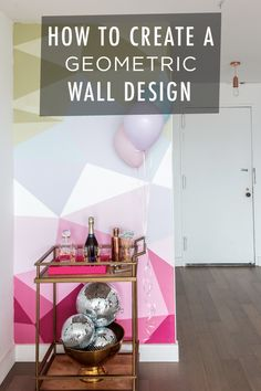 The Little Miss Party team put their DIY skills to the test, and they definitely passed with flying colors! To create this vibrant and modern geometric accent wall, they used the BEHR® 2020 Color of the Year, Back to Nature, with BEHR PREMIUM PLUS® Interior Paint in Dusty Lilac, Light Drizzle, Creamy Freesia, Little Princess, Little Bow Pink, and Diva Glam. Click below to learn more.