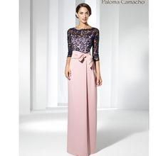 Elegantes vestidos de madrina con los que crear la imagen perfecta - GalaNovias
