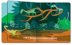 books4yourkids.com: DINOBLOCK by Christopher Franceschelli, art by Peskimo, 96 pp, RL: ALL AGES