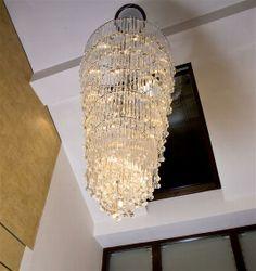 Latest chandeliers - Bespoke Italian Chandeliers: Hand Blown Glass Lighting & Modern Contemporary Designer Chandeliers UK