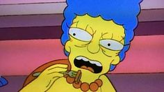 """I got Bug-Eyed Marge! Which Ugly """"Simpsons"""" Screenshot Are You?"""