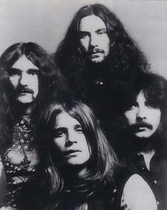 The Original Black Sabbath in the 70s