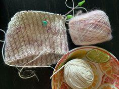 More Skiffs On The Needles Using a New Yarn – New England's Narrow Road #knittingblog #jaredfloodpatterns #hatknitting #cablehat