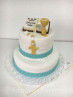 (Bild) Kommunions Torte