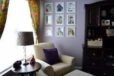 sherwin williams beguiling mauve - Google Search