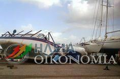 EPIRUS TV NEWS: (ΕΛΛΑΔΑ)Καταστροφές στο Κατάκολο από το χθεσινό αν...
