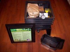 vermiculture worm bin,