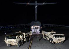 Face à la menace de Pyongyang, Washington déploie le bouclier Thaad en Corée du Sud