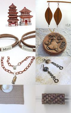 brown by 1ste1 on Etsy--Pinned with TreasuryPin.com
