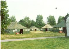 Tent City, East Acton. London '70s Acton London, Old London, Gazebo, Tent, Outdoor Structures, City, Music, Musica, Kiosk