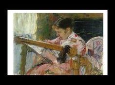 Through the Eyes of the Artist: Mary Cassatt - YouTube Documentary