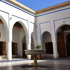 `•♥•´ Moroccan Palace Fountain - Beautiful! `•♥•´