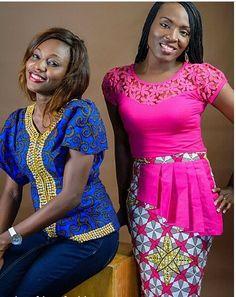 ~Latest African Fashion, African Prints, African fashion, Ankara, Kitenge, Aso okè, Kenté, brocade ~DKK