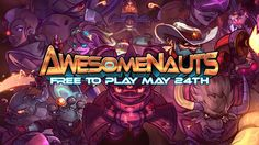 Awesomenauts - goes free-to-play