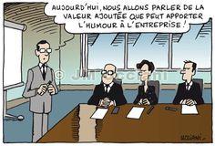 10 09 humour entreprise Humour et entreprise