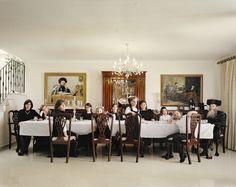 Frederic Brenner The Weinfeld Family, 2009
