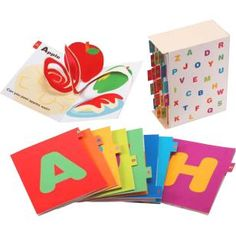 Pop-up ABC,Toys,Paper Craft,Pop-up ,Educational,Picture book,Alphabet