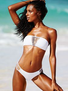 3757ffa7a6 Bandeau  amp  Strapless Bikinis - Victoria s Secret Sexy Bikini
