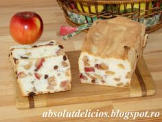 Sweet Bread, Biscotti, Deserts, Dairy, Cooking Recipes, Food And Drink, Cookies, Fruit Cakes, Montessori