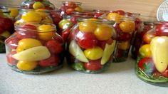 Этот универсальный маринад любых овощей, огурцов, помидоров. когда нет времени, или желания придумывать и выискать новые рецепты.