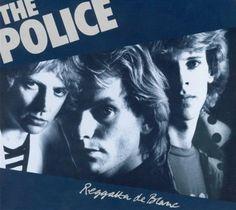 El fotógrafo Norman Seeff retrata a la banda de rock The Police para el disco Reggatta de Blanc del año 1979,