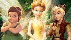 Fairy Mary, Queen Clarion and Terence
