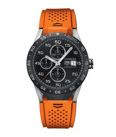 Precio del reloj TAG HEUER CONNECTED con resistencia a las salpicaduras IP67 - 46 mm SAR8A80.FT6061