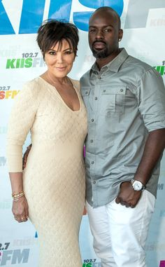 Kris Jenner & Corey Gamble from The Big Picture: Today's Hot Pics | E! Online