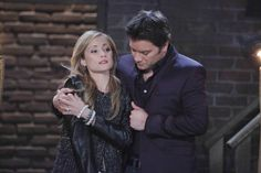 Dante and Lulu go on a hunt for their baby, today on #GH.