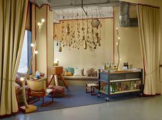 Office Space Design Idea from Asana
