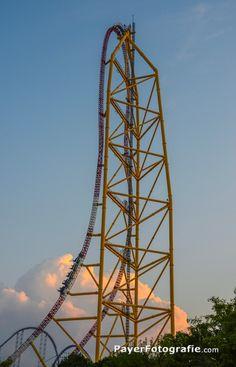 #TopThrillDragster #CedarPoint #achterbahn #amusementpark #freizeitpark #themepark #payerfotografie