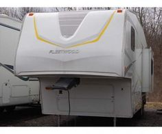 2005 Used Fleetwood Pegasus 255rks Fifth wheel for sale by Kitsmiller Rv Inc in Mason, MI, USA at UsedRVsUSA.Com